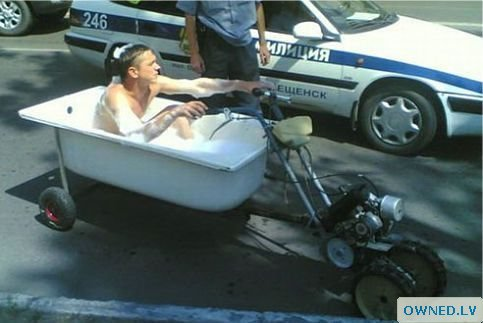 is there a problem officer?