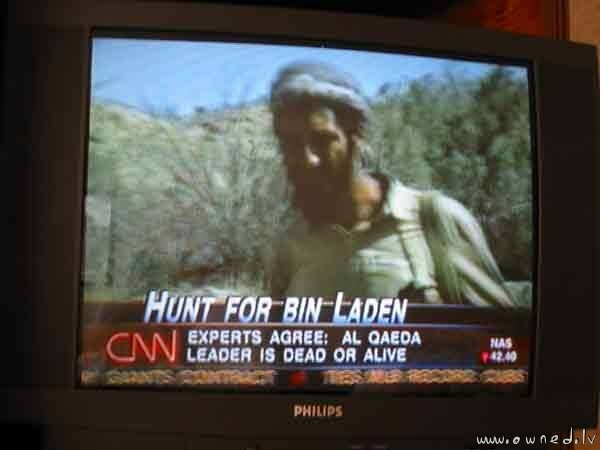 Bin Laden is dead or alive