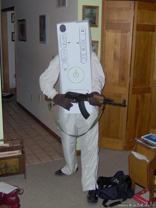 Xbox360 : AK47 edition ?