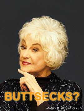 Buttsecks