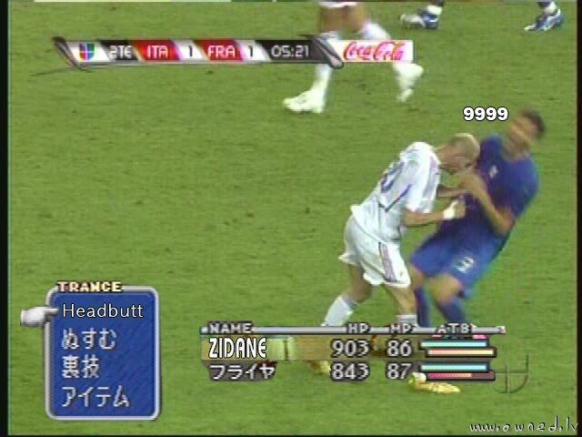 Final Fantasy - Zidane