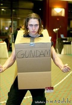 Wannabe gundam