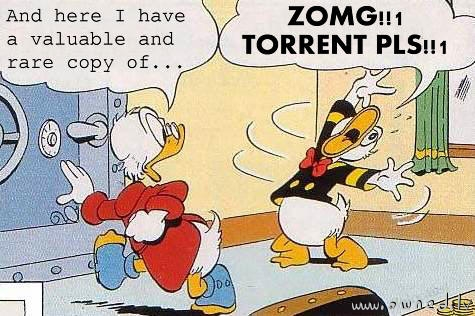 Torrent !