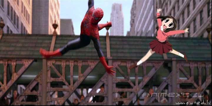 Spiderman 4 : Spidergirl