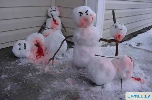 Killer Snowman