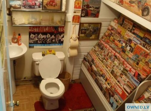 Man Bathroom
