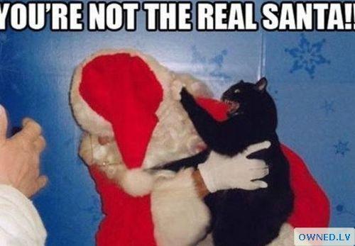 Santa Attack!