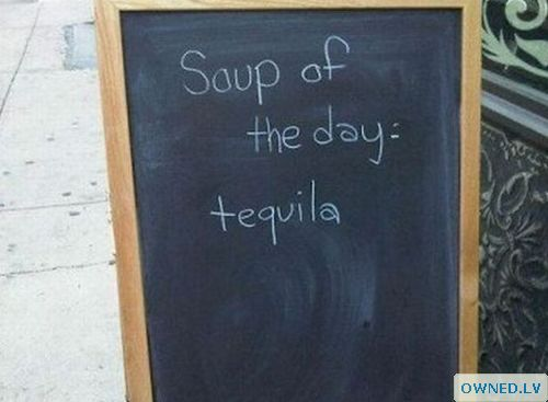 Soup Of The Day