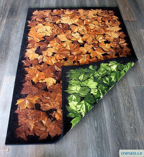 Strange Carpet Spring or Fall