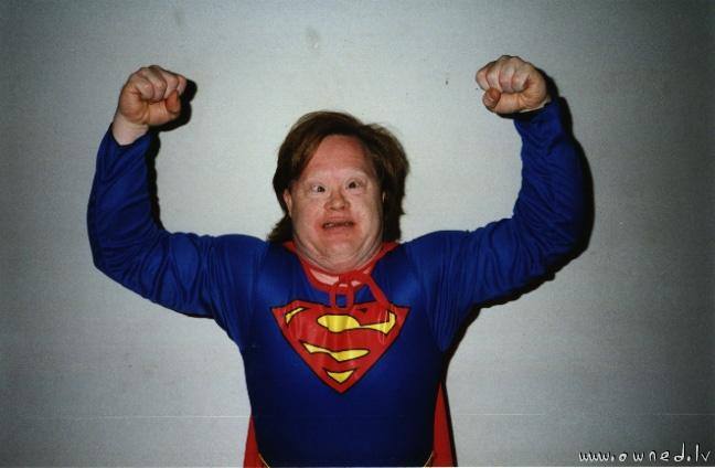 Superretardman