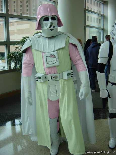 Darth Vader Pinky
