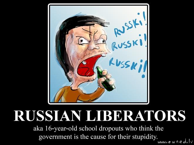 Russian liberators