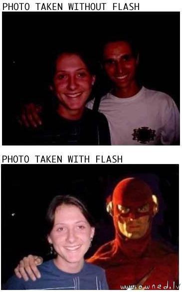 Flash ... Use it !