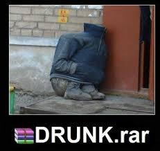drunk rar