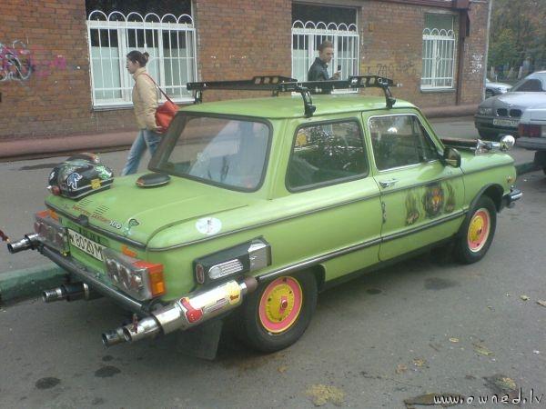 Turbo ZAZ