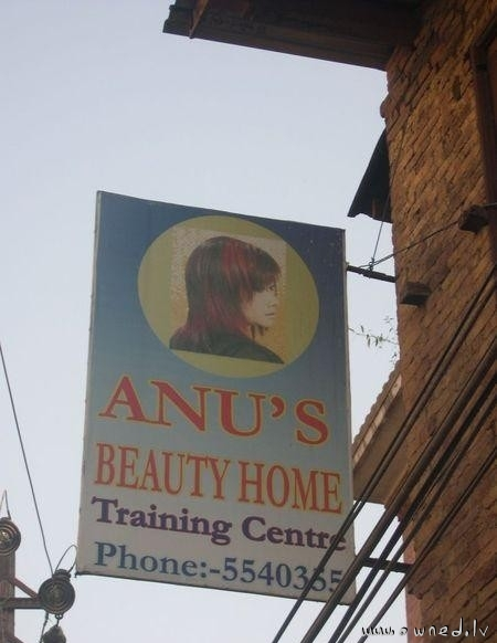 Anus beauty home
