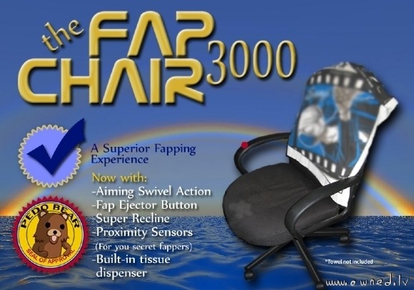 The fap chair 3000