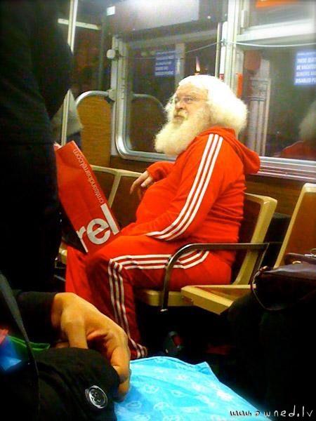 Its Santa