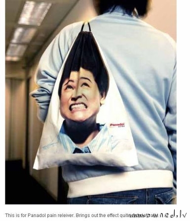 Funny bag design