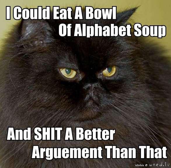 A better arguement