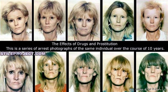 The effects of ... Heroin Addict Pupils