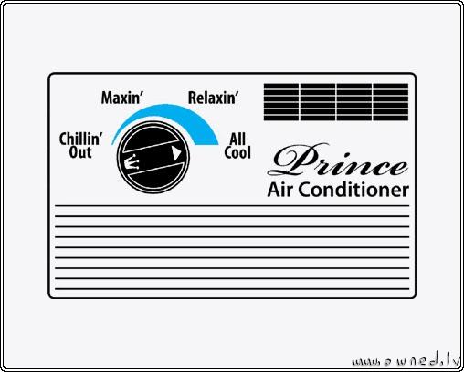 Prince air conditioner