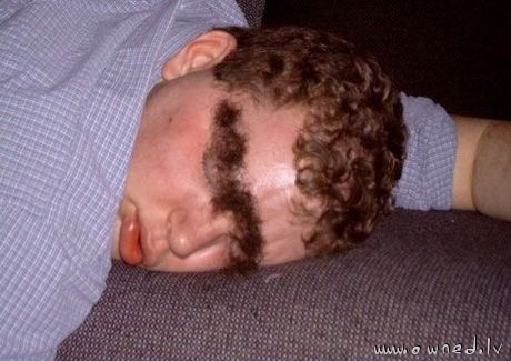 Why not to pass out first at the party
