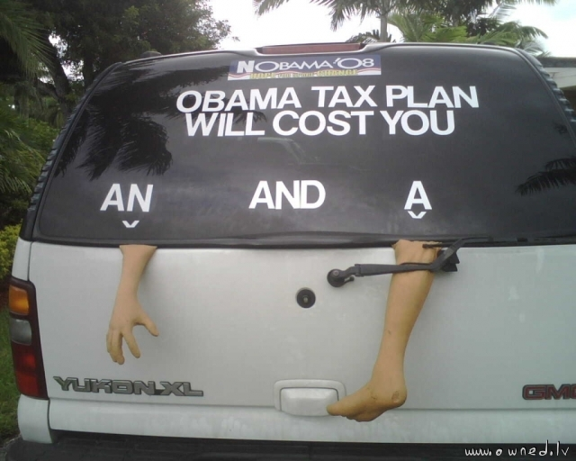 Obama tax plan