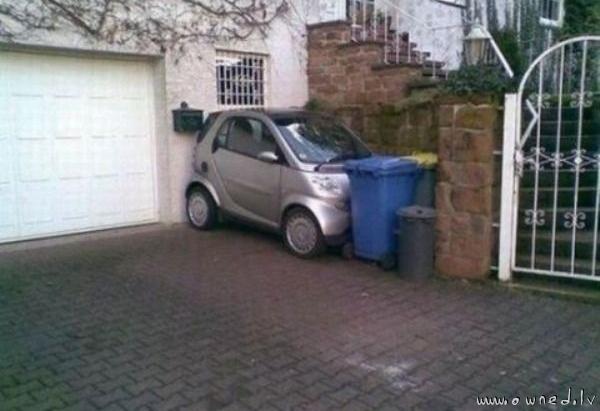 My parking spot