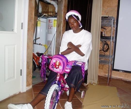 Thats gangsta