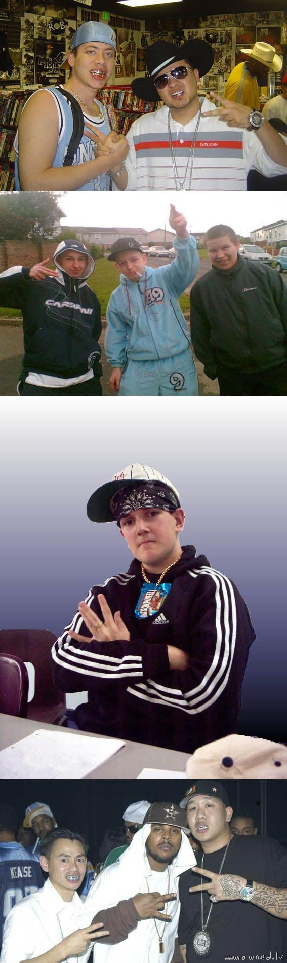 Thats gangsta yo