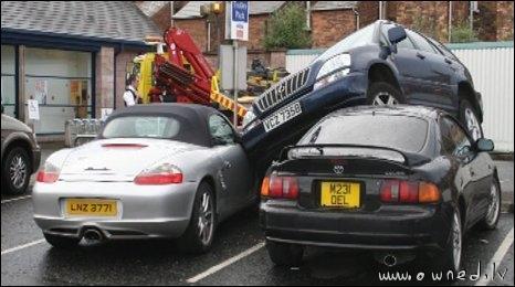 Cool parking