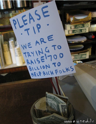 Please tip