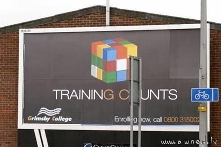 Training cunts