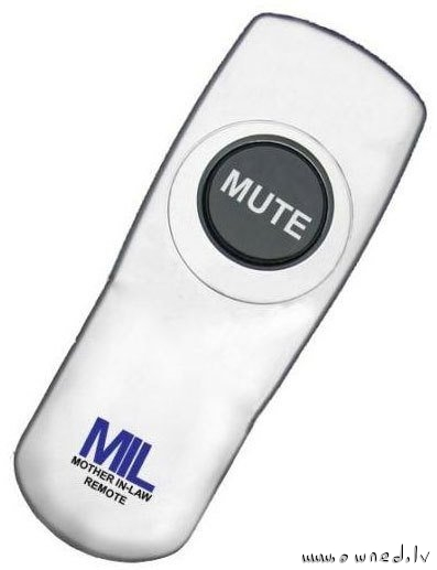 Mother in law remote