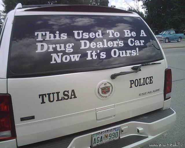 Tulsa police