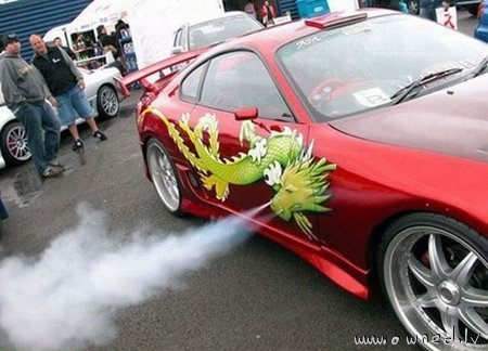 Cool car tuning