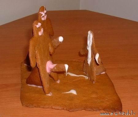 Gingerbread porn