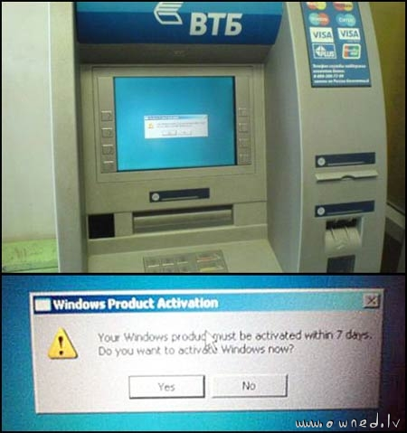 Owned ATM