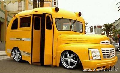 Schoolbus extream