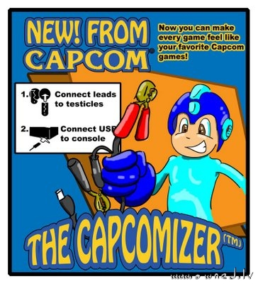 The capcomizer