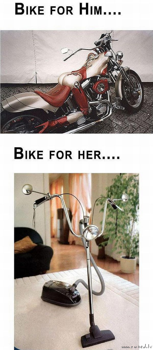 Bike for her
