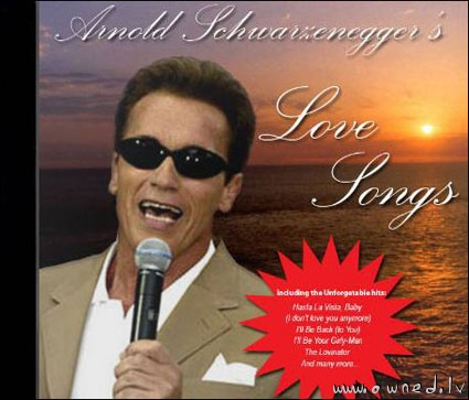Arnolds's Love Songs