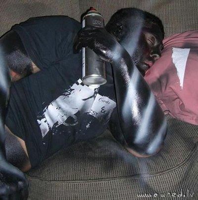 Dont fall asleep during party