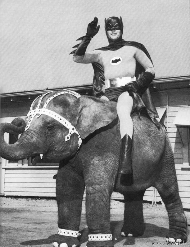 Old Batman