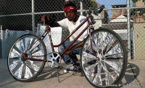 Gangsta ride