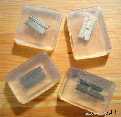 Soap for emos