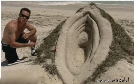 Giant vagina