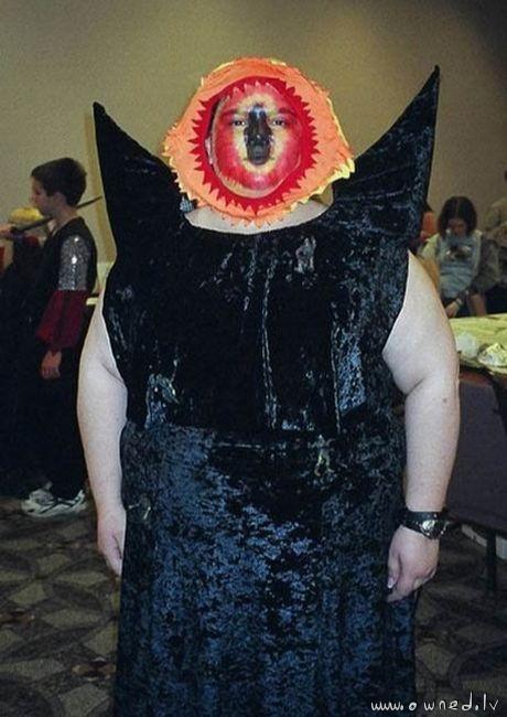 WTF costume