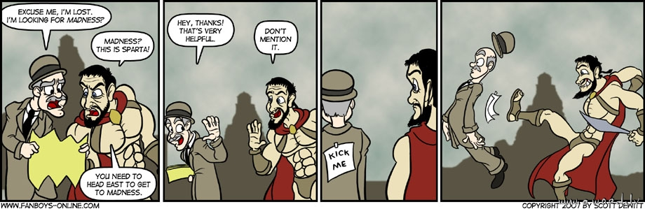 This is Sparta !